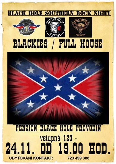 Black Hole Southern Rock Night
