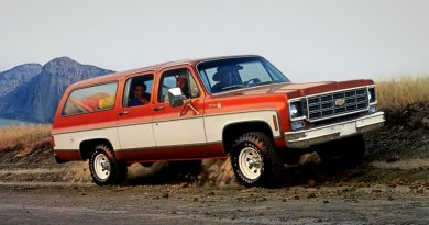 Chevrolet Suburban : Heavy Duty Legend