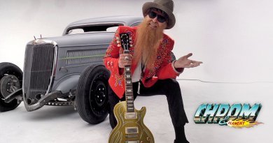 Billy F Gibbons a jeho Whiskey Runner