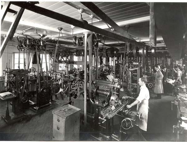 Springieldská zbrojovka v roku 1923