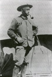 poručík George S.Patton Jr., 1916, Mexiko