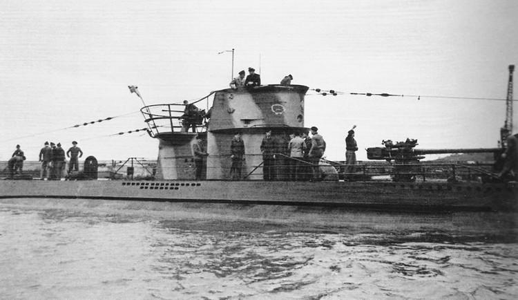 Ponorka U-202