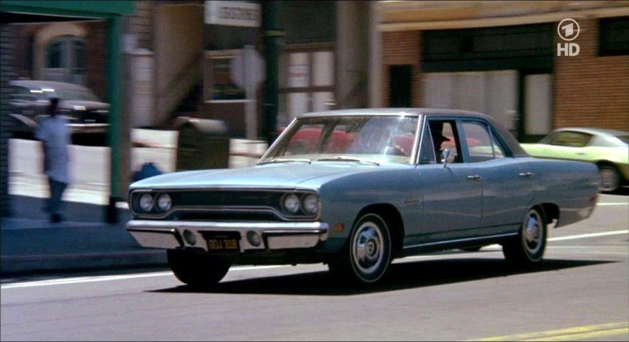 '70 Plymouth Satellite, nenápadný rodinný sedan