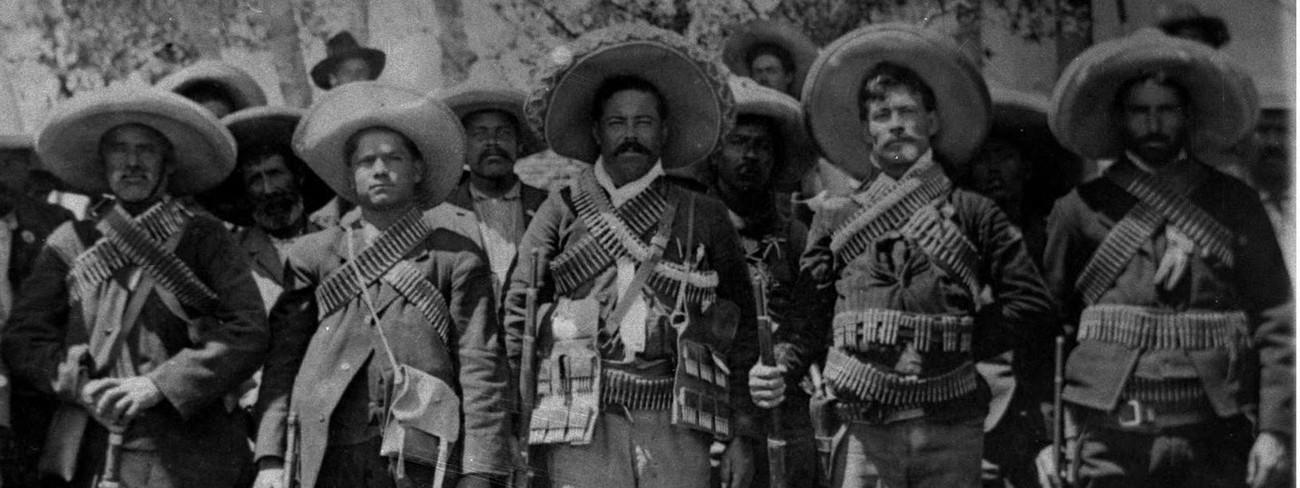 Bandidos v celé své kráse. Chybí už jen Karel Effa. Pancho Villu najdete přímo uprostřed snímku