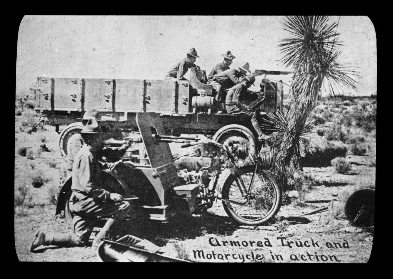Obrněná vozba US Army poprvé v boji
