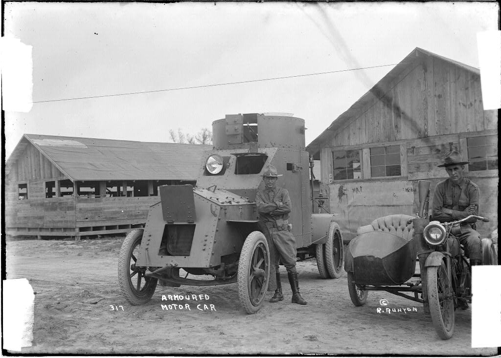 Hi-tech roku 1916